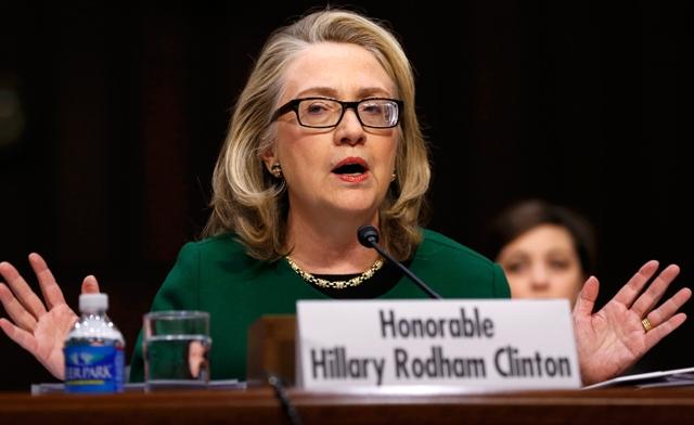 """Clinton: """"Arap Baharı Güvenlik Boşluğu Doğurdu"""""""