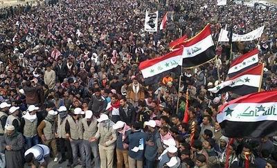 Maliki Güçleri Göstercilerle Çatıştı: 33 Ölü