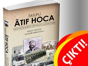 Ekin Yayınlarından İskilipli Atıf Hoca Kitabı