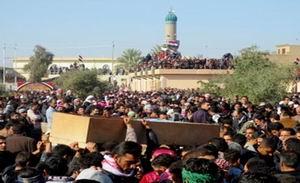 """Irak'ta """"Dönüş Yok"""" Öfkesi Dinmiyor"""