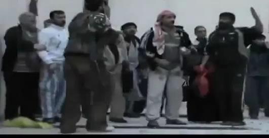 Direnişçiler İdlib Merkez Cezaevini Ele Geçirdi