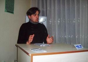 Sakarya'da Cemaleddin Efgani Semineri