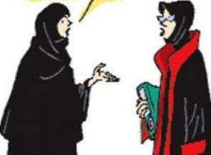 Milliyet Gazetesinde Faşist Kafanın Çizdiği Karikatür