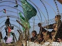 İrlandada Gazze Ablukasına Protesto