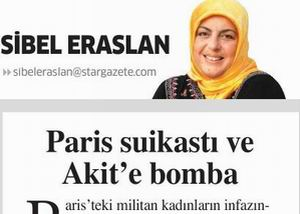 Paris Suikastı Ve Akite Bomba