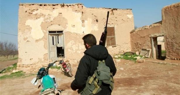 Süryaniler de Esede Karşı Silahlandı