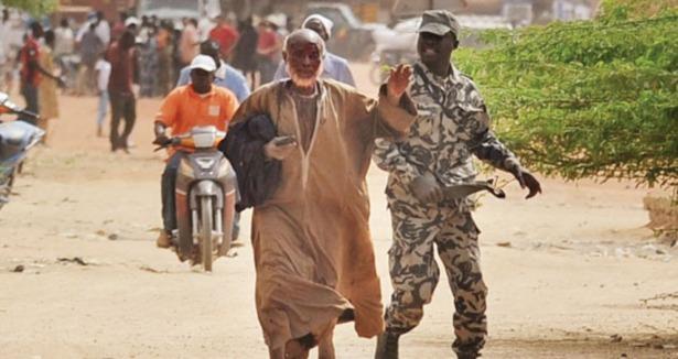 Malili Askerler Halka Karşı Terör Estiriyor