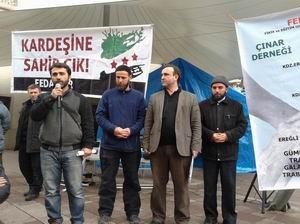 Krdz. Ereğli'de Suriye'ye Yardım Kampanyası