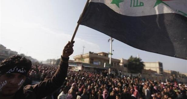 Irakta Felluce Şehitlerine Vefa Cuması