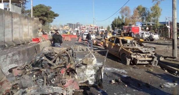 Kerkükte Emniyete Bombalı Saldırı: 33 Ölü