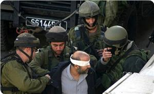 Siyonistler Batı Yaka'daki Hamas Liderlerini Tutukladı