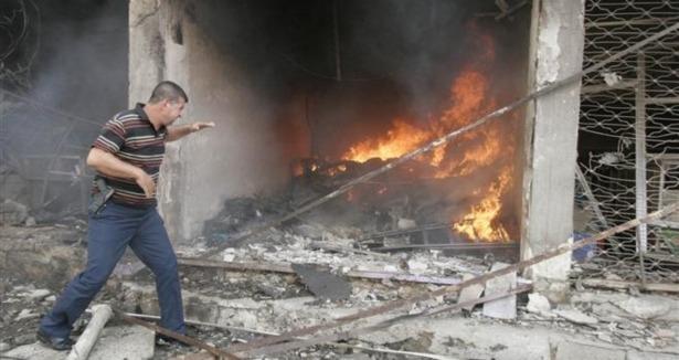 Bağdatta Bombalı Saldırı: 19 Ölü