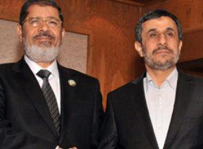 İran Cumhurbaşkanı İlk Kez Mısırda