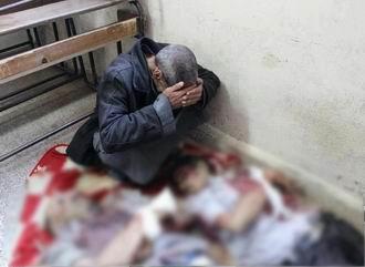 Suriye'de 113 Kardeşimiz Katledildi (VİDEO)