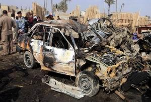 Irak'ta Bombalı Saldırılar: 25 Ölü