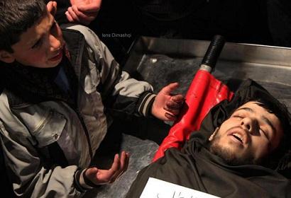 Suriye'de 121 Kardeşimiz Daha Katledildi