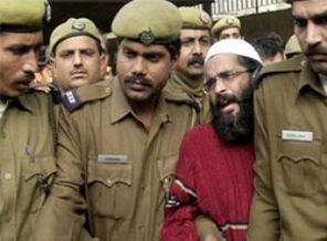 Hindistan Keşmirli Afzal Guruyu İdam Etti