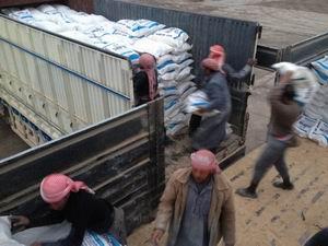 Özgür-Der'in Suriye'ye Yardımları Sürüyor