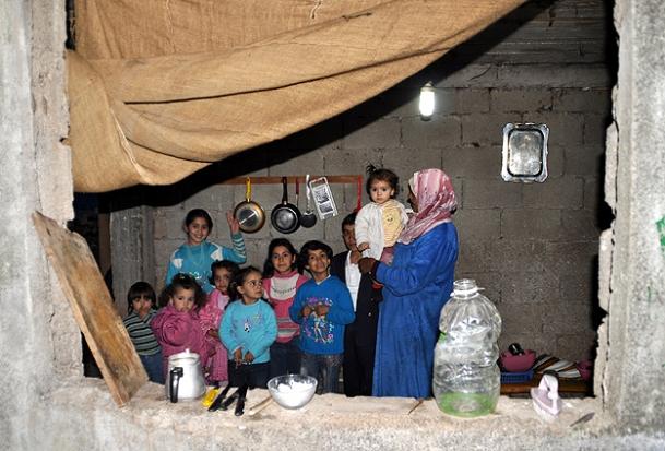 İHH Suriyenin Her Noktasına Ulaşıyor