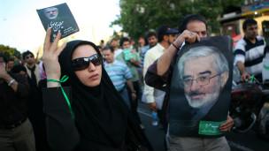 İranlı Muhalif Liderin Kızları Tutuklandı