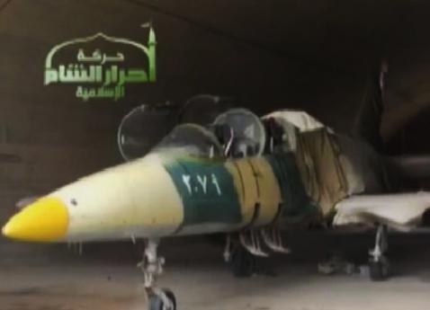 Artık Direnişçilerinde Savaş Uçakları Var