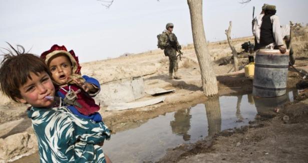 NATO Afganistan'da Yine Katliam Gerçekleştirdi