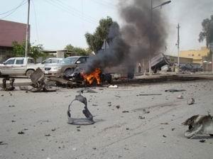 Bomba Yüklü 9 Araçla Saldırılar: 27 Ölü