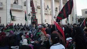Libyada Devrimin İkinci Yıldönümü Kutlamaları