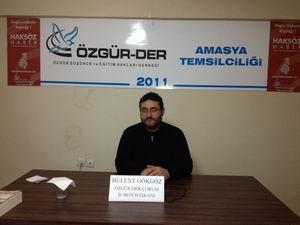 Amasya'da Şehid İskilipli Atıf Hoca Semineri