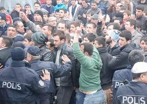 BDP Heyetine Samsun'da da Saldırı