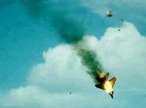 Direnişçiler Yine Savaş Uçağı Düşürdü