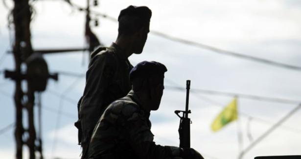 Hür Ordu ile Hizbullah Lübnan Sınırında Çatıştı!