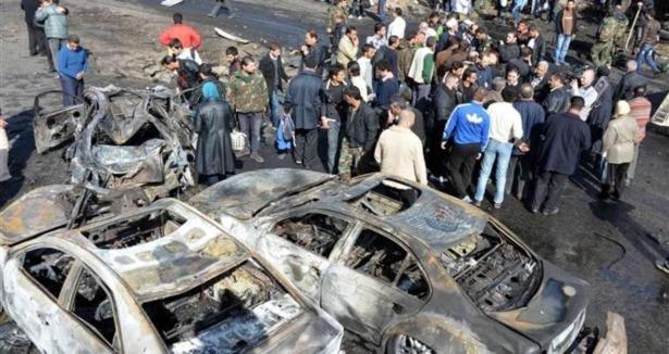 SMDK Şam'daki Saldırıları Kınadı