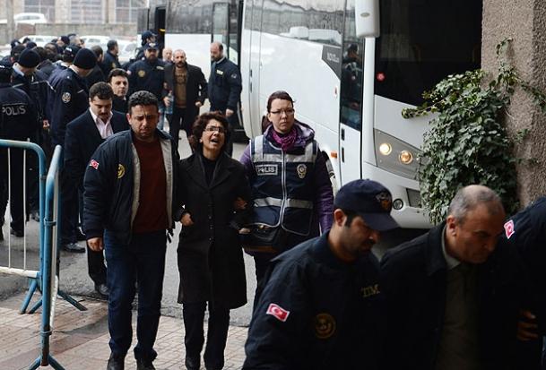 DHKP/C Operasyonunda 19 Tutuklama