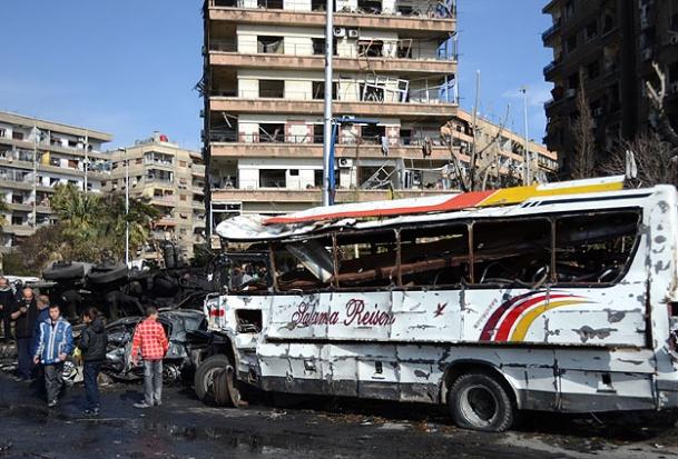 Suriyede İki Günlük Bilanço: 297 Ölü