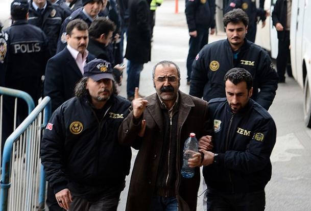 11 KESK Üyesi Tutuklandı