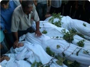 Suriye'de 2 Yılda 1024 Filistinli Şehit Edildi