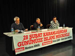 Beykozda 28 Şubat Konulu Panel Gerçekleştirildi