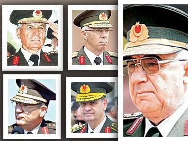 Darbe Dâvâlarında 142 General Yargılanıyor