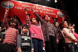Şehid Sedat Yenigün Adana'da Anıldı (FOTO)