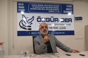 """""""Vahyin Işığında Toplum ve Gençlik"""""""