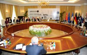 Nükleer Müzakereler Başladı
