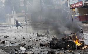 Esed Güçleri Halepi Yine Scud Füzesiyle Vurdu