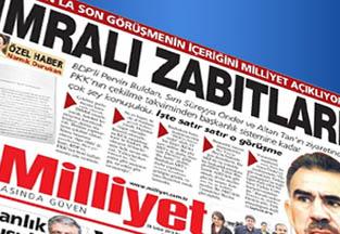 Milliyet: Tutanakları BDP'den Aldık