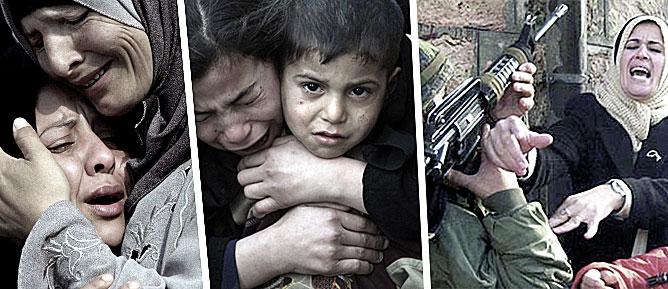 Siyonizmin Gerçekleştirdiği Katliamlar