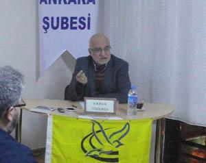 Ankarada Tarihselciler ve Liberaller Konusu İşlendi