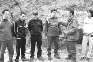 PKK'nın Elindeki Rehinelerden İlk Görüntü