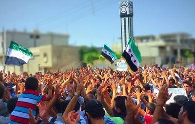 Suriyeli Siyasi Muhalifler Konuştu
