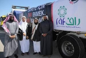Katar Halkı Suriye İçin Seferber Oldu