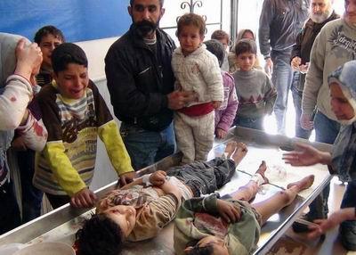 Suriyede Martta 6 Binden Fazla İnsan Katledildi